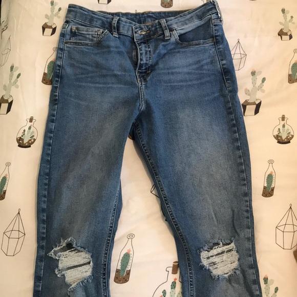 Topshop Denim - Skinny Jeans